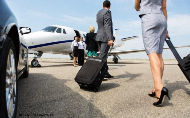 private aviation chauffeur services